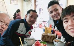 5 món ăn Việt Nam được HLV Park Hang-seo yêu thích nhất: Ai ngờ thầy còn thích cả… nước mắm và cơm nắm muối vừng