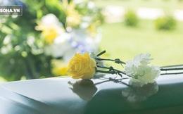 Được hỏi về ý nguyện cuối, cô gái muốn được chôn với 1 cái dĩa và lý do đáng ngẫm phía sau