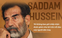 """Người thẩm vấn Saddam Hussein tiết lộ những tình tiết bi thảm của """"vụ lừa dối lớn nhất lịch sử hiện đại"""""""