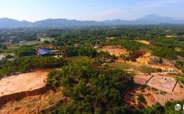 Vụ đổ trộm chất thải nguy hại tại Sóc Sơn: Nuôi vịt vịt chết, dân không dám đến gần