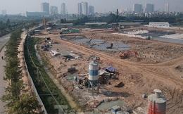 Nhà máy xử lý nước thải 16.000 tỷ được kỳ vọng 'cứu' sông Tô Lịch giờ thế nào?