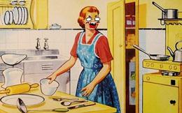 Nghiên cứu khoa học: Lấy chồng khiến phụ nữ phải làm việc nhà thêm 7 tiếng