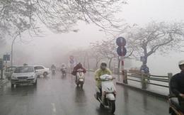 Miền Bắc đón không khí lạnh tăng cường, Hà Nội chuyển mưa rét từ đêm nay