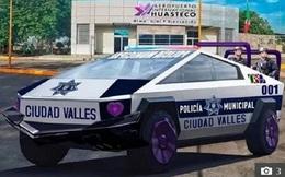 Sau Dubai, cảnh sát Mexico đặt hàng 15 xe Tesla Cybertruck chống đạn