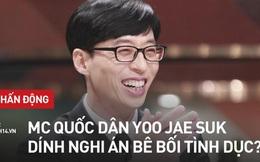 """Chấn động: """"MC quốc dân"""" Yoo Jae Suk bất ngờ dính nghi án quấy rối tình dục, người trong cuộc đích thân lên tiếng"""