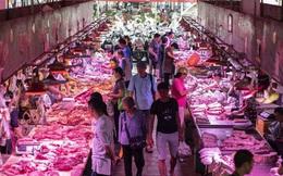 Ngân hàng Trung Quốc dùng thịt lợn hút khách hàng