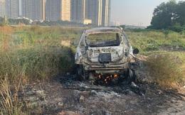 Nóng: Truy xét vụ giết người cướp tài sản sau đó đốt xe ô tô phi tang ở Sài Gòn