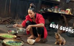 H'Hen Niê tung clip nấu ăn toàn món lạ hiếm người biết: có khi nào cô nàng Hoa hậu giản dị này sắp lấn sân làm youtuber không?