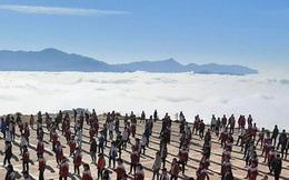 """Bức ảnh """"trường học trên mây"""" đầy thơ mộng ở Hà Giang và sự thật khắc nghiệt ít người biết"""