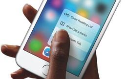 """""""Cái chết"""" thầm lặng nhất của Apple trong năm 2019: Vĩnh biệt, 3D Touch"""