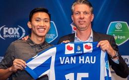 """Từ chối HLV Park Hang-seo, Heerenveen đưa Đoàn Văn Hậu sang Tây Ban Nha """"luyện công"""""""