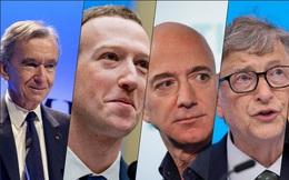 10 tỷ phú kiếm nhiều tiền nhất thập kỷ, Jack Ma cuối bảng