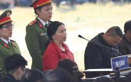 Xét xử thảm án nữ sinh giao gà: Bùi Thị Kim Thu run lẩy bẩy đứng trước vành móng ngựa, liên tục kêu oan