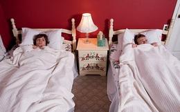 Bí kíp giữ gìn hạnh phúc của các cặp đôi? Đó là ngủ mỗi người một giường - điều đã được khoa học chứng minh