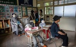 Ngôi làng vắng bóng trẻ thơ tại Nhật Bản: 18 năm không có một đứa trẻ nào ra đời, số búp bê nhiều gấp 10 lần số dân làng