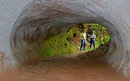 Đi tìm lời giải cho những đường hầm đá bí ẩn tại Nam Mỹ, đầy dấu vết móng vuốt của một loài thú khổng lồ