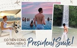 5 bài học của CEO điển trai từng du lịch qua 25 quốc gia: Có tiền cũng đừng ở phòng Tổng thống!