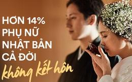"""Hơn 14% phụ nữ Nhật Bản cả đời không kết hôn: Nỗi sợ hãi không đến từ hôn nhân mà là những mặt trái của """"mồ chôn của tình yêu"""""""