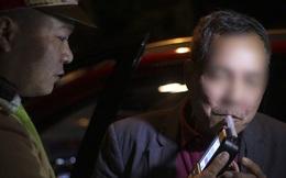 """Tài xế """"nhấp môi một ngụm rượu"""" bị xử phạt 2,5 triệu, tạm giữ phương tiện 7 ngày"""