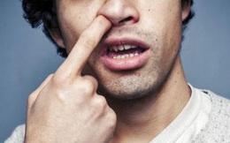 BS Cung Đình Hoàn: Xì mũi, ngoáy mũi tưởng vô hại nhưng hậu quả ít ai ngờ tới