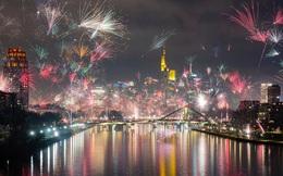 Thế giới rực rỡ đón năm 2020, chào thập niên mới