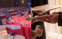 Thiếu gia nhà giàu gây sốc khi tổ chức lễ cưới chỉ với 4 bàn tiệc, lời giải thích được đưa ra khiến nhiều người nể phục
