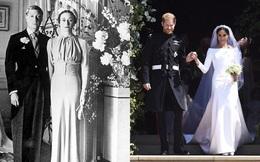 """Hoàng tử Harry lặp lại """"vết nhơ"""" của hoàng gia Anh cách đây 84 năm: Kết hôn với phụ nữ Mỹ từng ly dị và rời khỏi gia đình như vua Edward VIII"""
