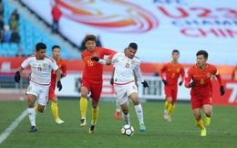 """Với màn trình diễn """"như trò hề"""" của thủ quân, U23 Trung Quốc thua tan nát cũng chẳng oan"""