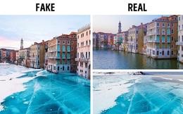 8 sự thật bất ngờ đằng sau những tấm hình từng được cộng đồng mạng chia sẻ dữ dội