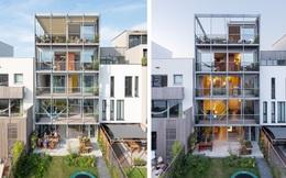 Ngôi nhà 3 thế hệ khăng khít tình thâm có không gian sống độc lập đáng mơ ước
