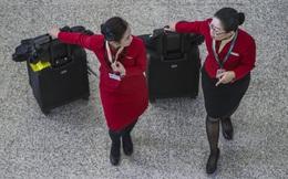 Cathay Pacific cho nhân viên nghỉ phép không lương 1 tháng do biểu tình kéo dài ở Hong Kong