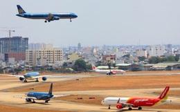 Đề xuất hơn 4.000 tỷ đồng nâng cấp sân bay Nội Bài, Tân Sơn Nhất