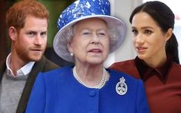 HOT: Vợ chồng Meghan Markle từ bỏ tước hiệu hoàng gia, Nữ hoàng Anh nói lời cảm ơn cặp đôi trong thông báo mới nhất