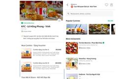 Grab vừa triển khai GrabFood ở 3 thành phố Thanh Hóa, Vinh và Pleiku, chính thức vượt Now trở thành nền tảng giao nhận thức ăn phủ rộng nhất Việt Nam