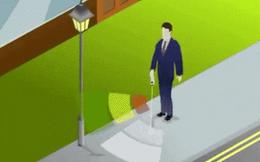 Bí ẩn giác quan 5.1: Thứ giúp người khiếm thị cảm nhận thế giới chỉ bằng cây gậy trong tay
