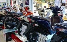 Honda giành thêm hơn 3% thị phần của đối thủ, Honda Wave Alpha và Vision đạt doanh số trên 1 triệu chiếc