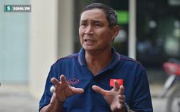 """HLV Mai Đức Chung: """"Sẽ không có chuyện cầu thủ của tôi tự ý liên hệ Đức Giang lấy tiền"""""""