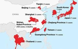"""Mỹ xác nhận bệnh nhân đầu tiên nhiễm virus Vũ Hán, WHO cân nhắc ban hành """"tình trạng khẩn cấp quốc tế"""""""