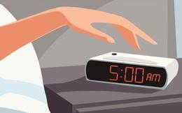 5 lý do khiến những người đang cầu sự giàu có, thành công nhất định phải thức dậy lúc 5h sáng mỗi ngày