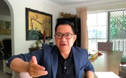 Doanh nhân Lý Quí Trung chia sẻ 3 'rào cản' cốt tử khiến các nhãn hàng lớn thế giới chưa thành công khi nhượng quyền đến Việt Nam