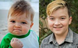 """Cuộc sống hiện tại của """"cậu bé ảnh chế"""" đình đám một thời: Gia đình gặp biến cố, nhờ một bức ảnh mà cứu sống được bố"""