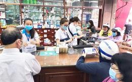 """Trước """"bão giá"""" khẩu trang, chuỗi nhà thuốc Long Châu tuyên bố giữ đúng giá bán 42.000 đồng/hộp 35 cái"""