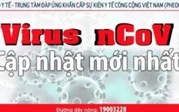 """Cục Viễn thông: """"Miễn cước 3 tháng điện thoại đường dây nóng phòng chống bệnh viêm đường hô hấp cấp do nCoV"""""""