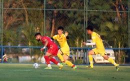 Đứt mạch bất bại, U23 Việt Nam nhận bài học lớn trước VCK U23 châu Á 2020