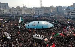 [NÓNG] Thảm kịch kinh hoàng trong tang lễ tướng Iran Soleimani: 35 người tử vong vì giẫm đạp