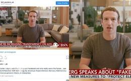 Facebook cấm video deepfake trước bầu cử Tổng thống Mỹ 2020