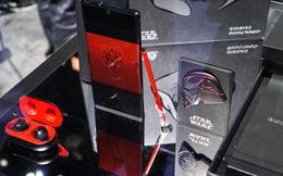 [CES 2020] Cận cảnh Galaxy Note10+ phiên bản đặc biệt dành riêng cho fan Star Wars