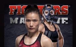 """Giữa lúc virus corona hoành hành, võ sĩ hay nhất thế giới gây phẫn nộ khi đăng hình đeo mặt nạ dưỡng khí để """"cà khịa"""" đối thủ người Trung Quốc"""