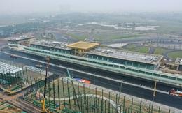Toàn cảnh đường đua F1 Hà Nội đang hoàn thiện: Tốc độ thi công thần tốc, khiến Giám đốc F1 Michael Masi cũng phải bất ngờ