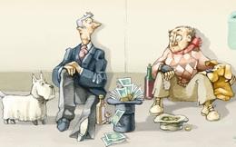 Oxfam phơi bày sự thật bất bình đẳng toàn cầu: 22 người đàn ông giàu nhất thế giới có nhiều tiền hơn tất cả phụ nữ ở châu Phi